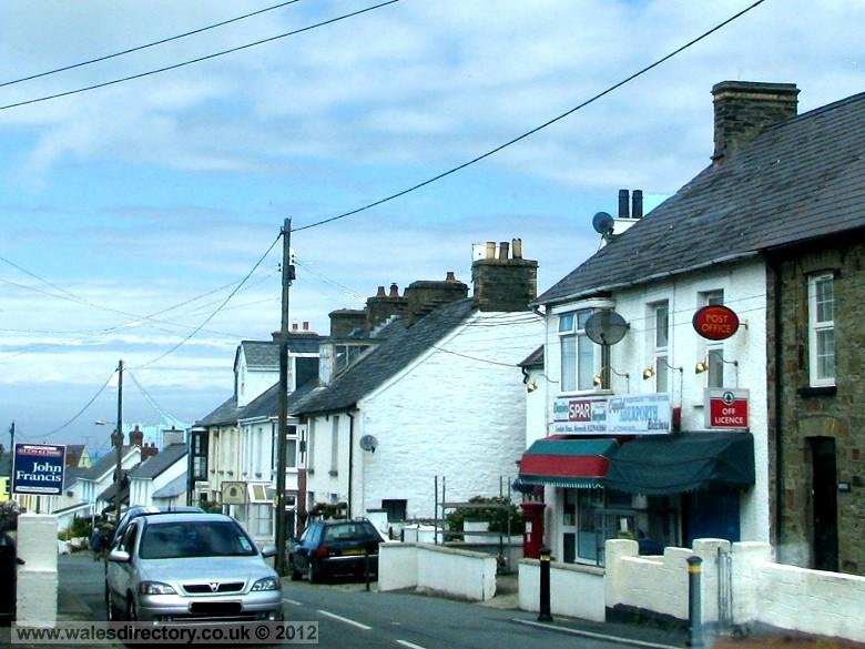 Enlarged picture of Post Office Aberporth