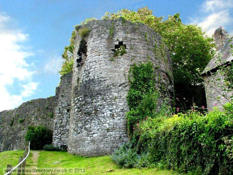 Enlarged picture of Denbigh Medieval Town Walls