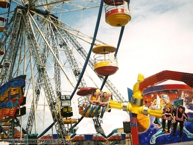 Enlarged picture of Llandudno Fair