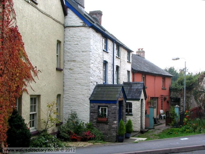 Enlarged picture of Colourful Cottages