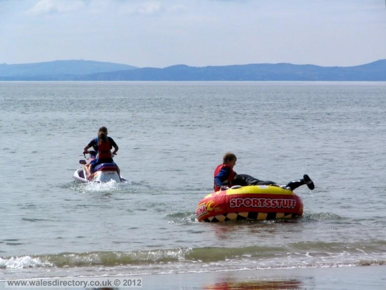 Enlarged picture of Watersports at Barmouth