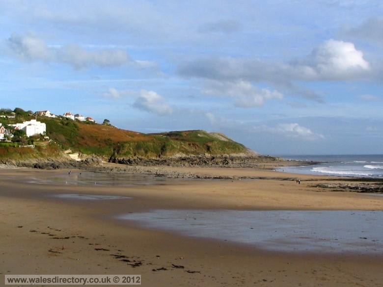 Enlarged picture of Langland Bay