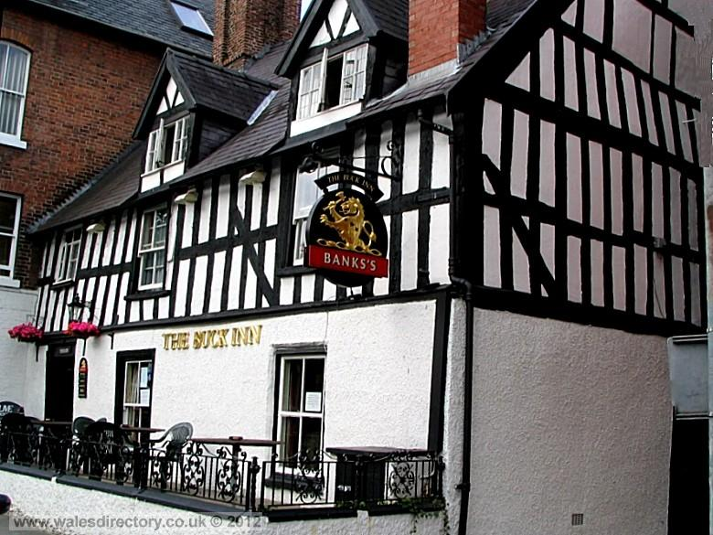 Enlarged picture of The Buck Inn Newtown