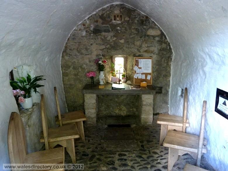 Enlarged picture of Chapel of Saint Trillo