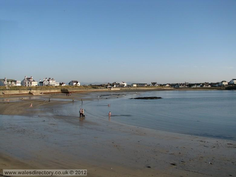 Enlarged picture of Trearddur Bay Beach