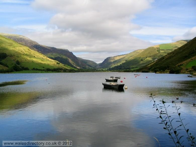 Enlarged picture of Tal-y-Llyn Lake