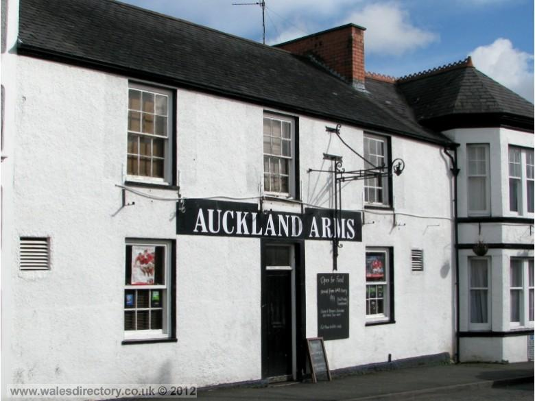 Enlarged picture of Auckland Arms
