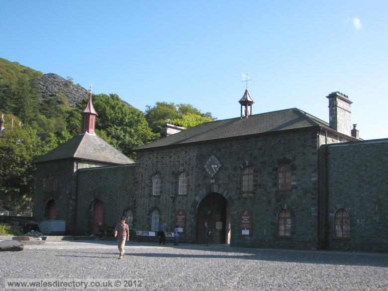 Enlarged picture of Welsh Slate Museum