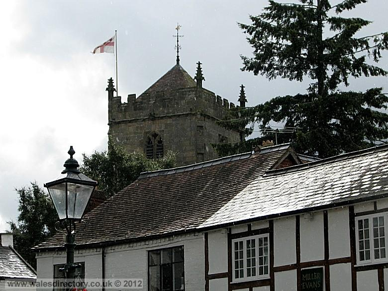 Enlarged picture of Church Stretton Parish Church