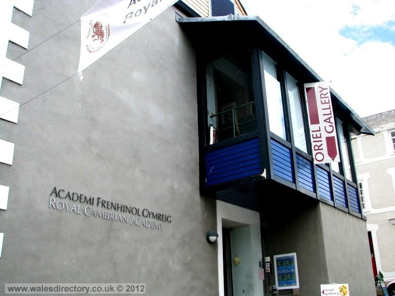 Enlarged picture of Royal Cambrian Academy