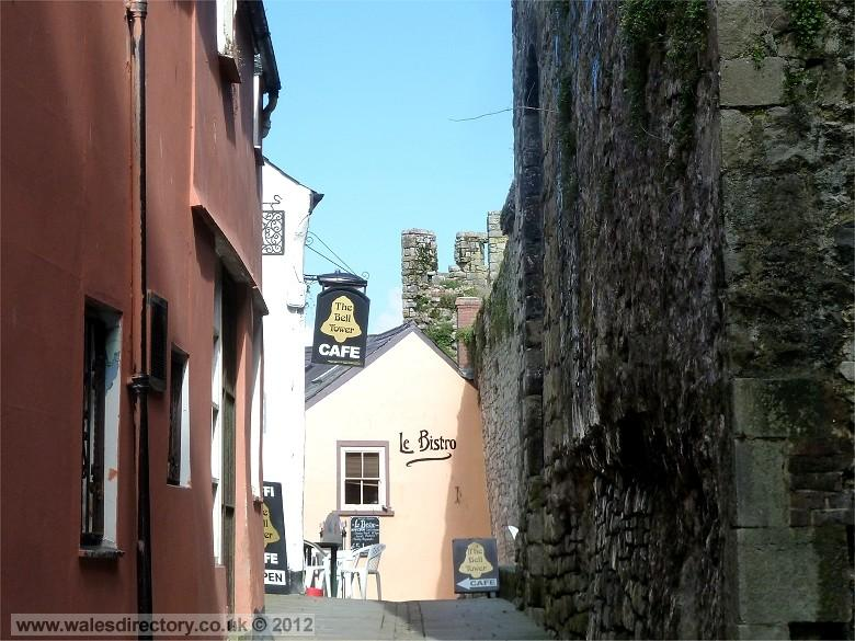 Enlarged picture of Le Bistro Caernarfon