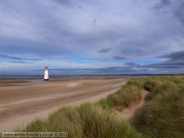 Enlarged picture of Point of Ayr