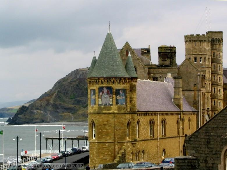 Enlarged picture of Aberystwyth University