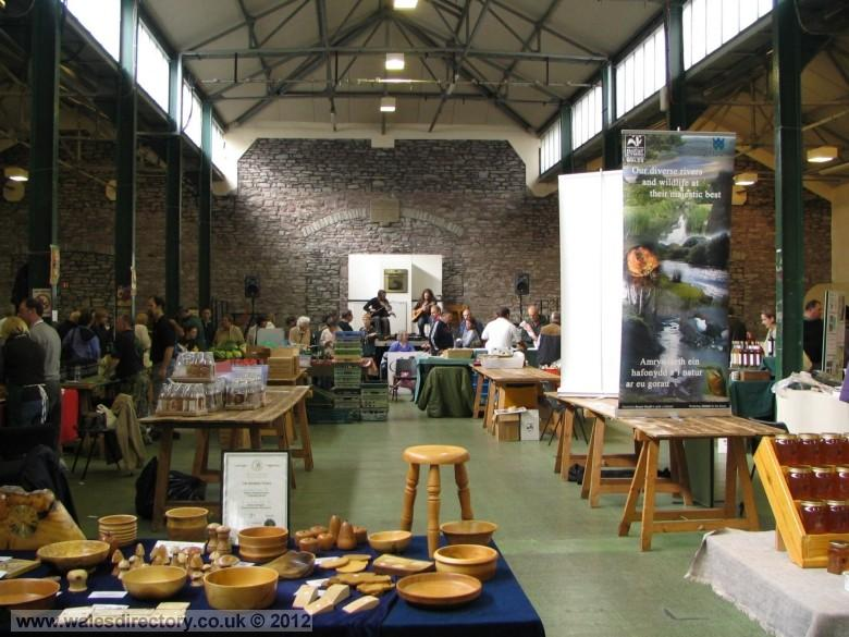 Enlarged picture of Brecon Farmers Market