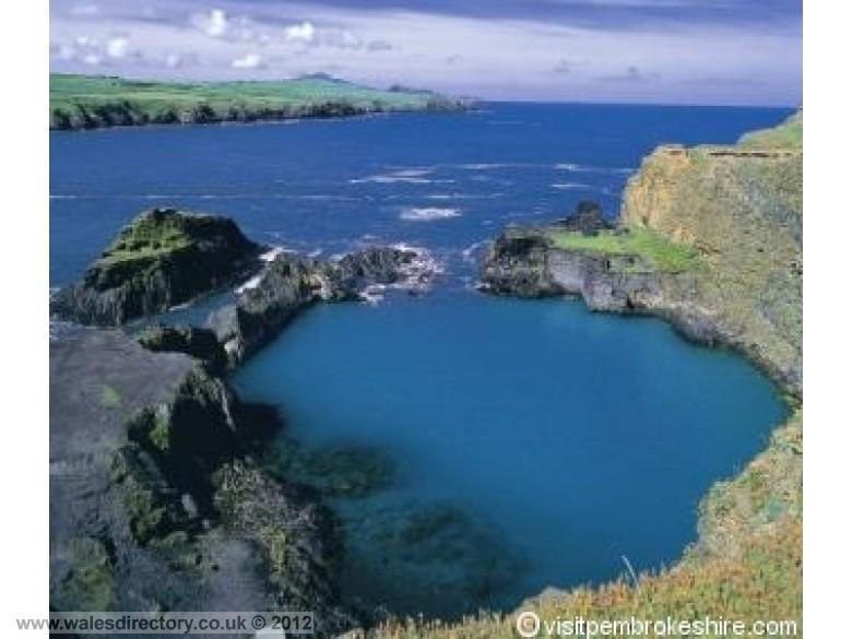 Enlarged picture of Blue Lagoon