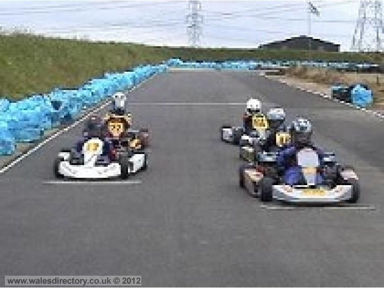 Enlarged picture of Carew Karting