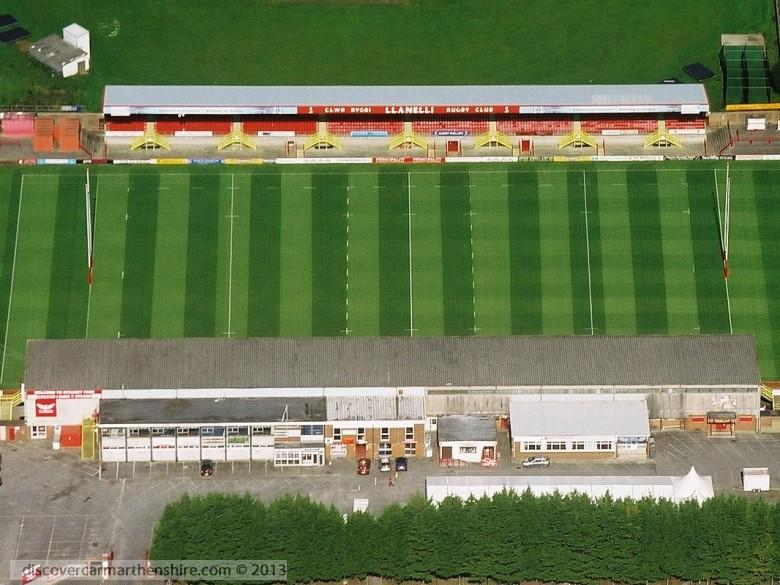 Enlarged picture of Stradey Park