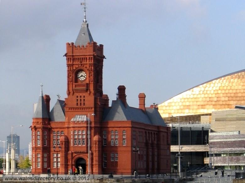 Enlarged picture of Cardiff Pierhead Building