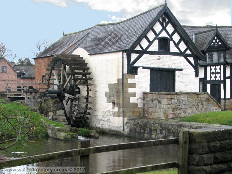 Enlarged picture of Rossett Mill