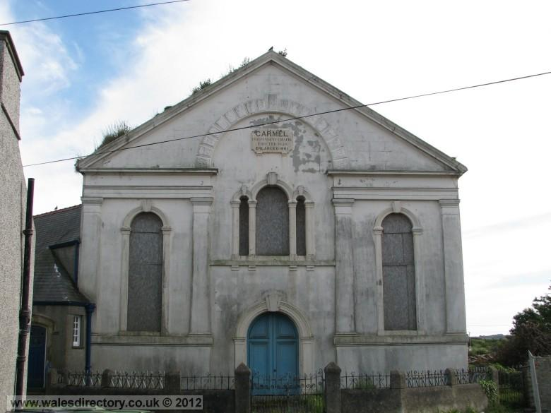 Enlarged picture of Carmel Welsh Independent Chapel