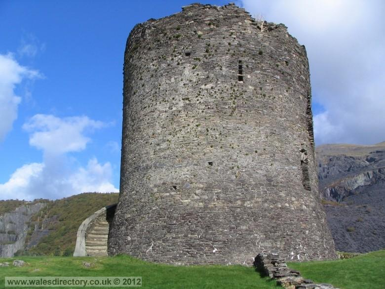Enlarged picture of Dolbadarn Castle