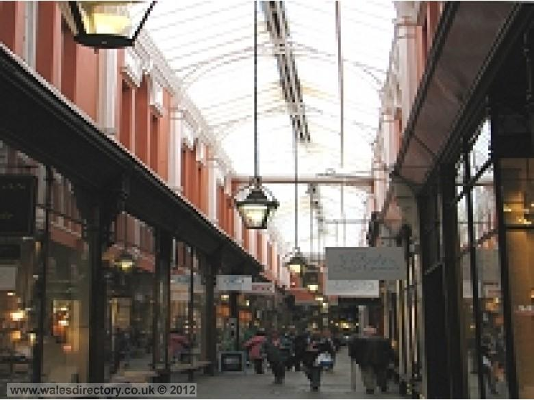Enlarged picture of Castle Arcade