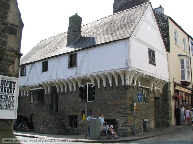 Enlarged picture of Aberconwy House