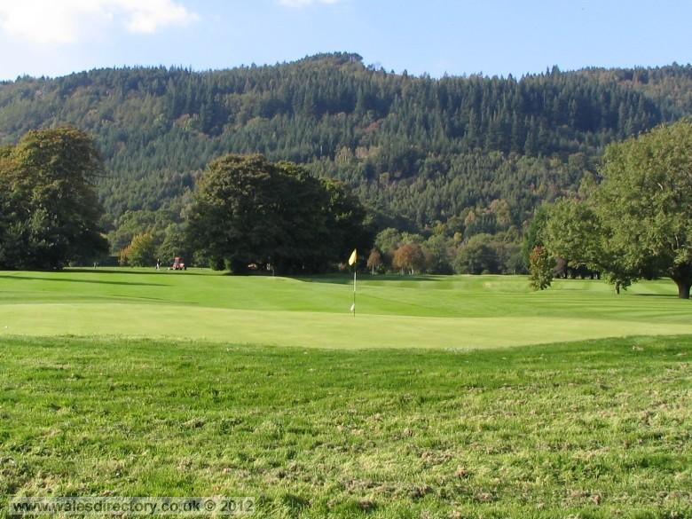 Enlarged picture of Betws-y-Coed Golf Club