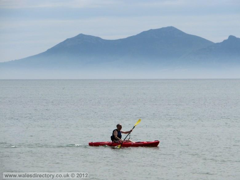 Enlarged picture of Kayaking on Anglesey