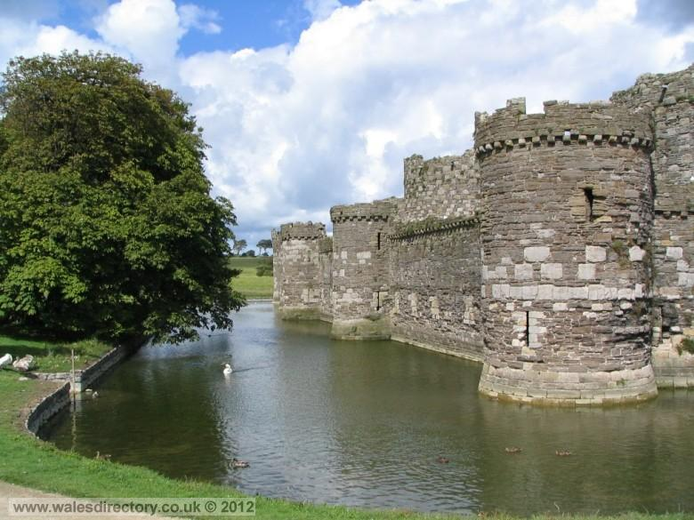 Enlarged picture of Beaumaris Castle
