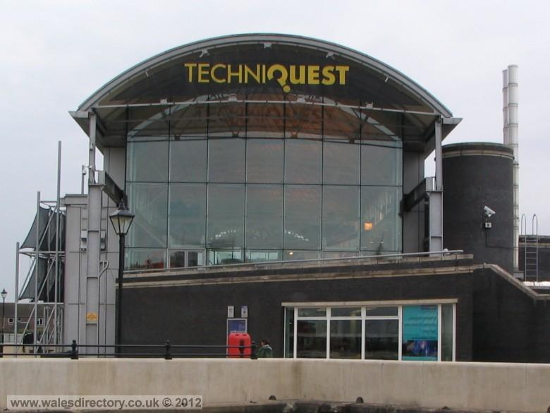 Enlarged picture of Techniquest