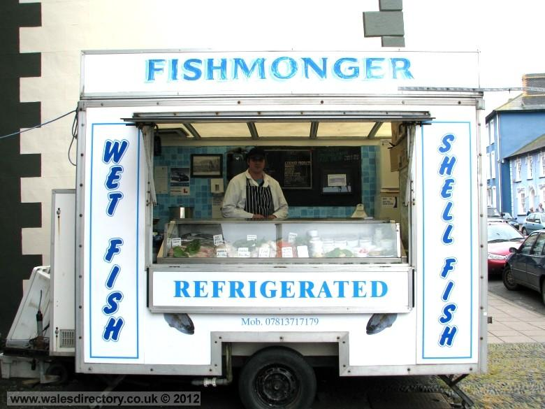 Enlarged picture of West Wales Fishmonger